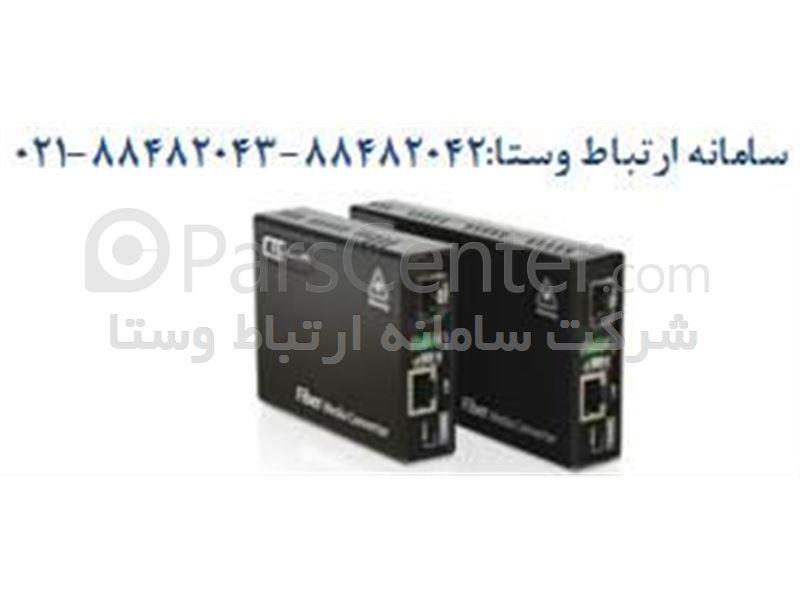 FMC-1000MS مدیاکانورتور مدیریتی CTC ماژول SFP دار (مدیاکانورتور ماژول خور)