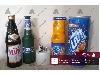 طراحی و ساخت انواع ماکت های تبلیغاتی نوشیدنی