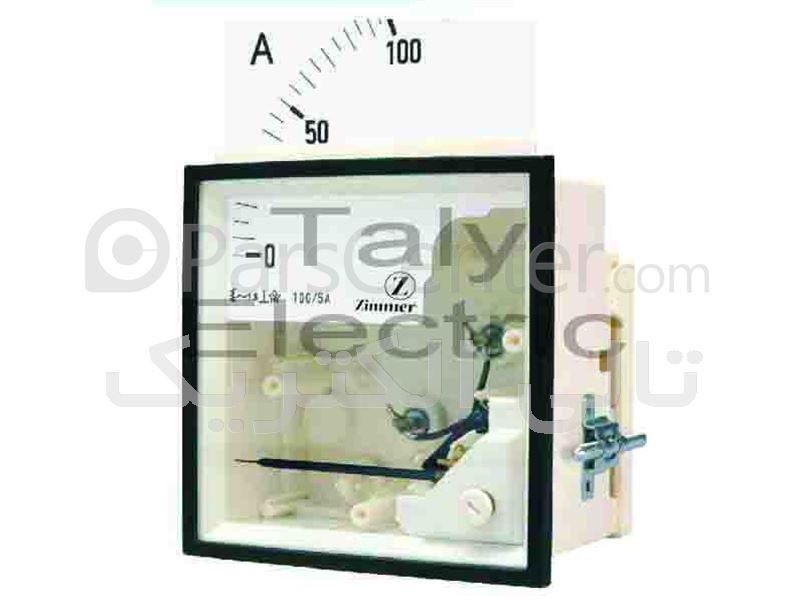تجهیزات اندازه گیری تابلو برق در انواع آنالوگ و دیجیتال