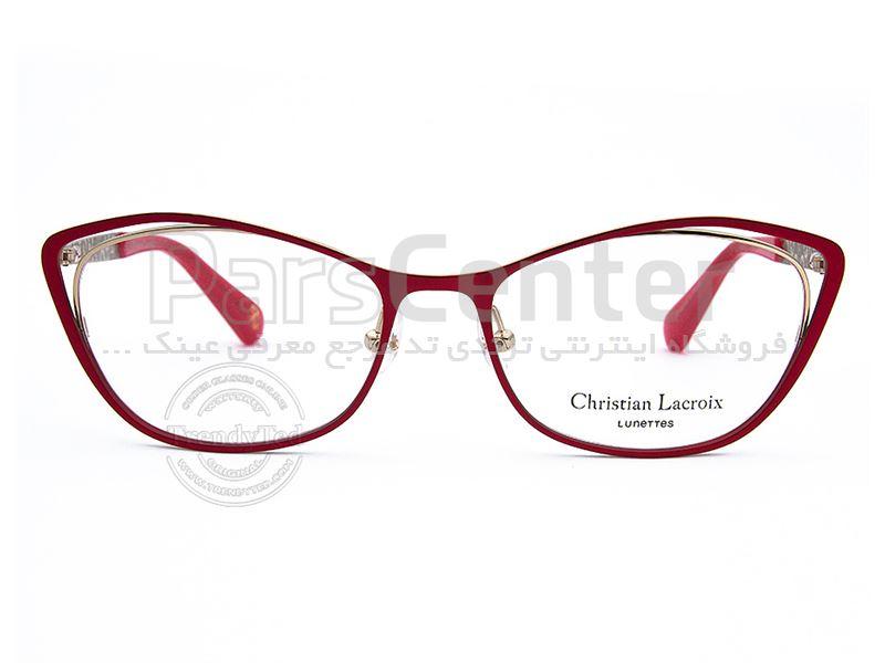 عینک طبی CHRISTIAN LACROIX کریستین لاکرویکس مدل 3051 رنگ 293
