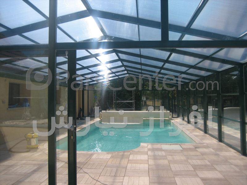 Fix structure - Abri piscine adosse maison nanterre ...