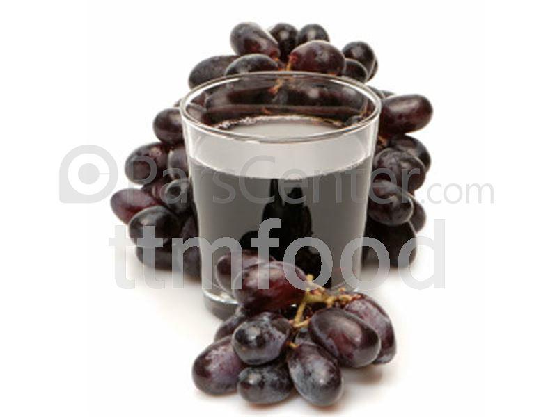 کنسانتره انگور اسپتیک / غیراسپتیک