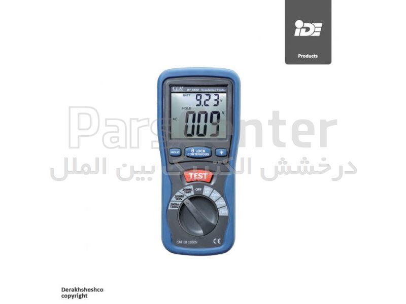 میگر دیجیتال 1000V مدل DT5500