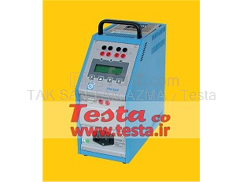 Dry block temperature calibrator, Model : Pulsar, Up to 600c