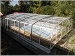 Retractable Pool Enclosure
