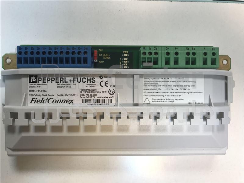 فیلد بریر Pepperl+Fuchs RD0-FB-EX4
