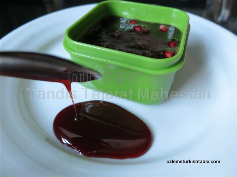 Aseptic Pomegranate Paste