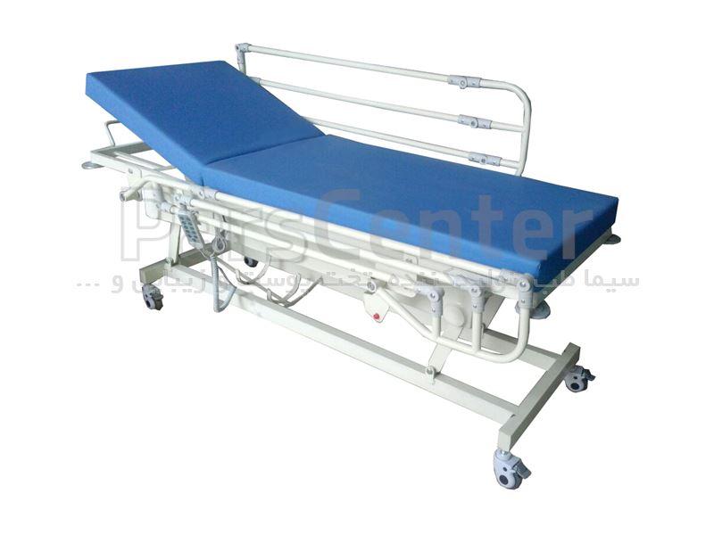 ترانسفر بیمارستانی  (تخت الکتریکی حمل بیمار) مدل MB8
