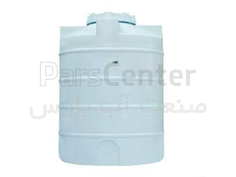 مخزن انبساط 100 لیتری عمودی دو لایه فوم دار