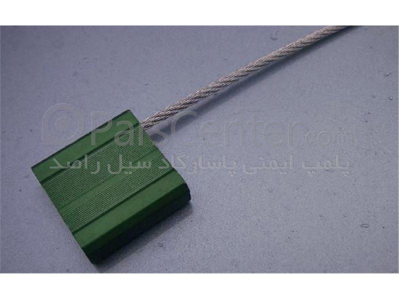 پلمپ کابلی استاندارد درب انبار ها