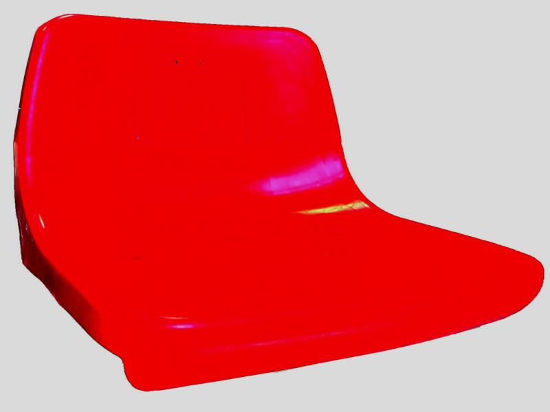 صندلی استادیومی قرمزرنگ آژندنوآور 2 پیچ مدل CRA