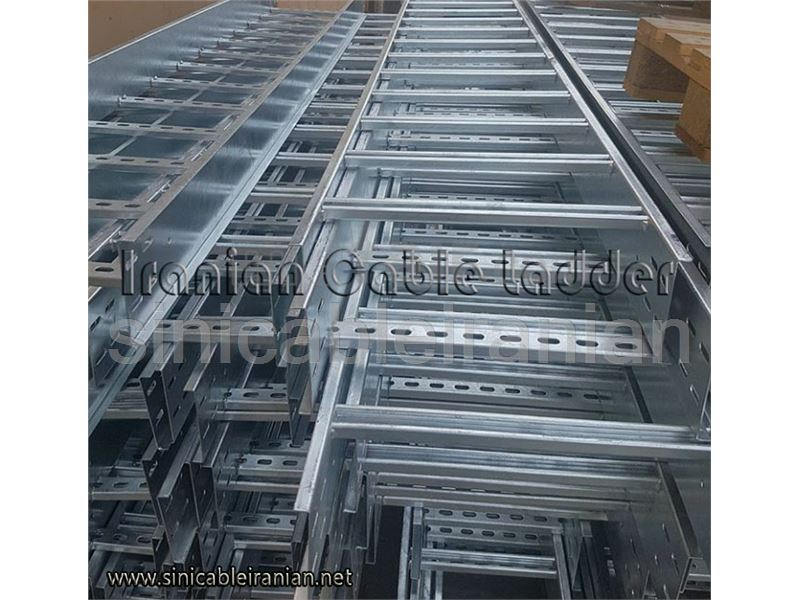 Cable Ladder Galvanized 50 cm (iranian Cable Tray)