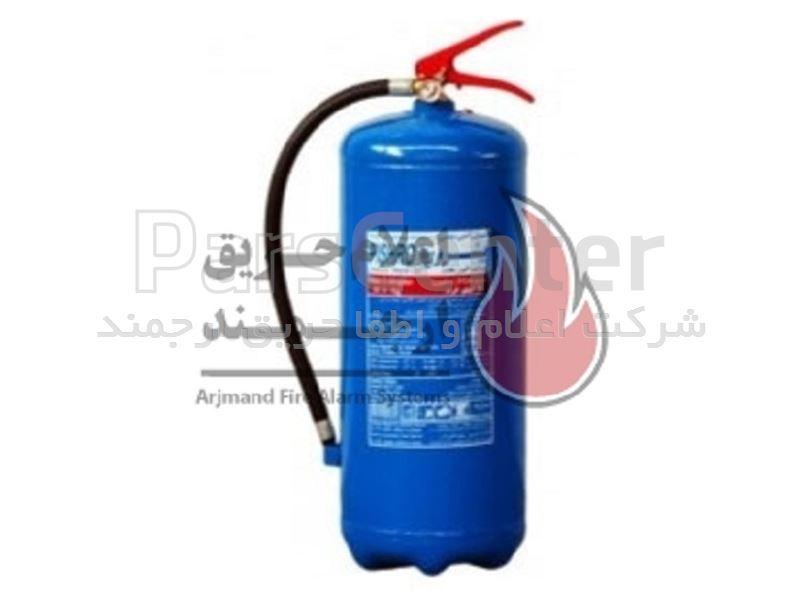 کپسول آتشنشانی آب و گاز 10 لیتری