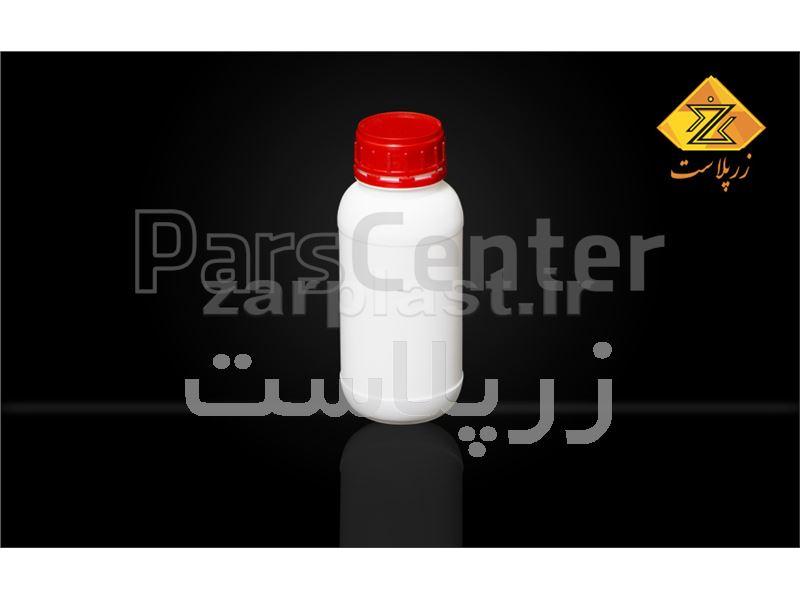 بطری سم پلاستیکی 0.5 لیتر