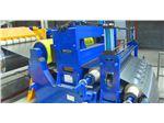 ساخت و فروش دستگاه های برش رول به رول ورق های فلزی