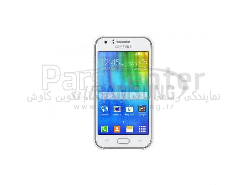 Samsung Galaxy J1 Protective Cover White پروتکتیو کاور سفید گلکسی جی 1 سامسونگ