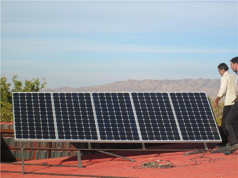شرکت فنی مهندسی مدرن افروغ گستران انرژی ( برق خورشیدی )