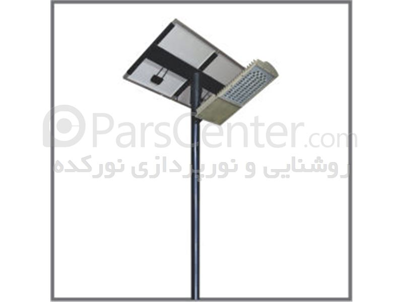 پروژکتور روشنایی سولار solar panel