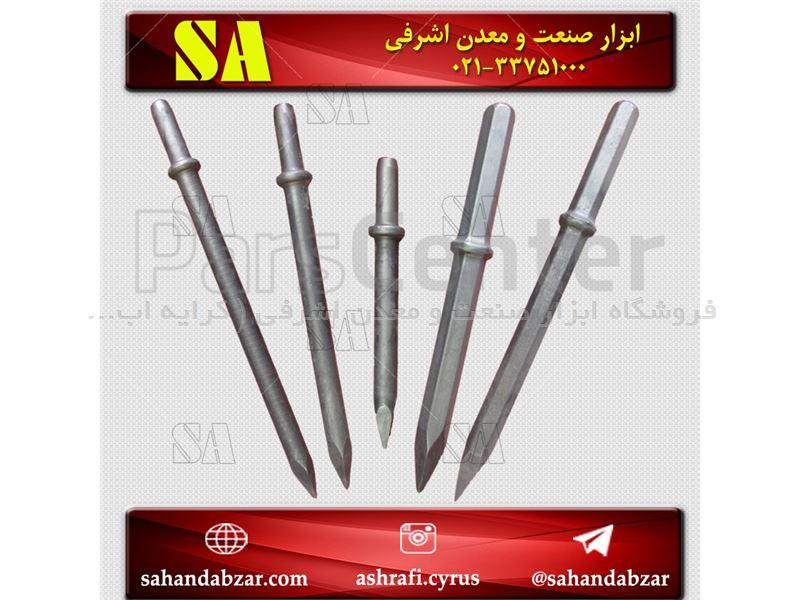 قلم چکش بادی 32 کیلویی 6 گوش 55 سانتیمتری