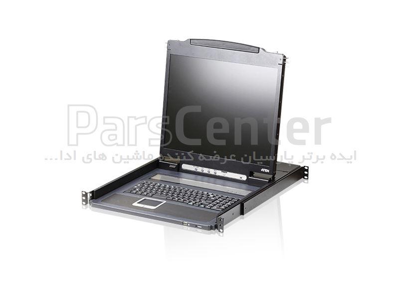 ال سی دی کنسول دراور آتن ATEN LCD KVM switch CL3000
