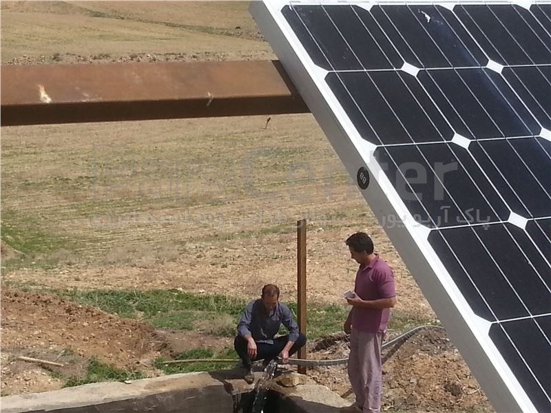 اینورتر پمپ آب خورشیدی jfyسری spring1100sl