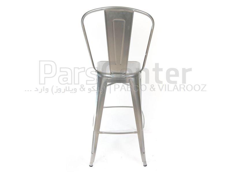 صندلی اپن فلزی تولیکس پشت بلند (کوگار ترکیه)