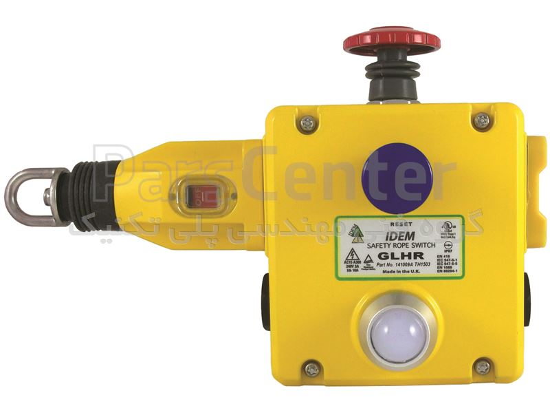IDEM GLHD & GLHL ROPE SWITCH
