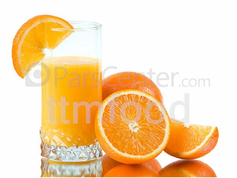 کنسانتره پرتقال ایرانی TTMFOOD