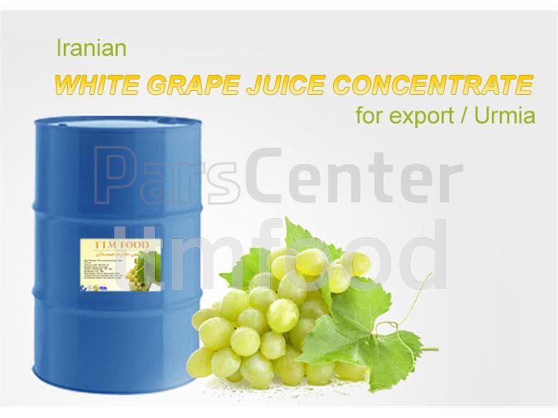 کنسانتره انگور سفید اسپتیک