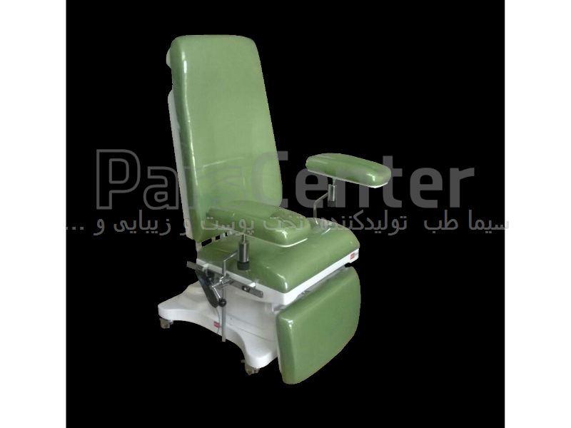 صندلی تخت شو نمونه گیری مدل LA21