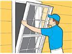 تعویض درب و پنجره آهنی بدون تخریب TD B7