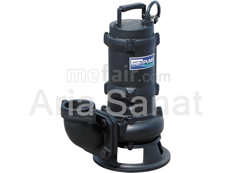 3 Phase sewage pump