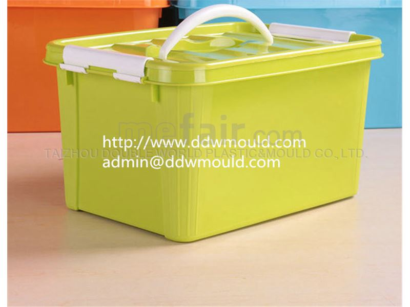DDW Plastic Storage Box Mold Storage Box Plastic Mold