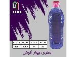 بطری 1000میل چهارگوش