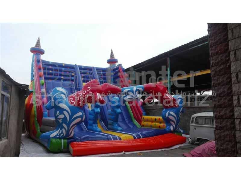 Inflatable play equipment code 3