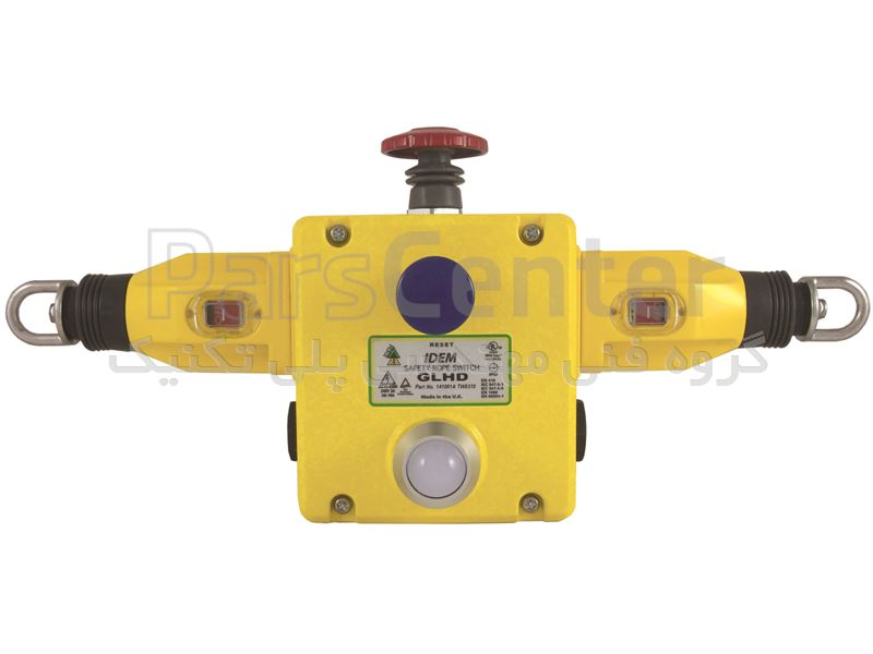 ER1032 OMROM Rope Pull Emergency Stop Switch