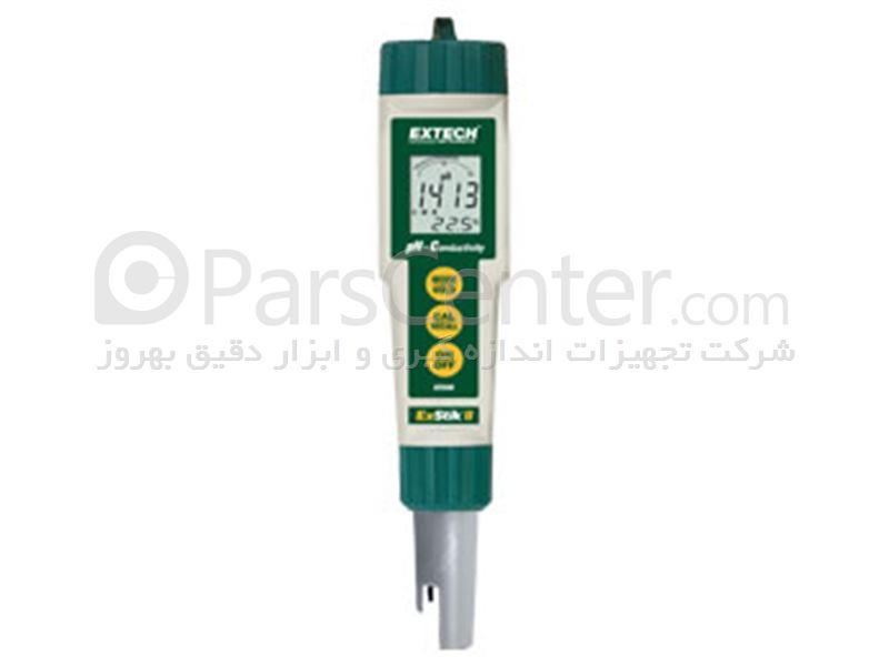 کنداکتیویتی متر و PH متر قلمی EC500