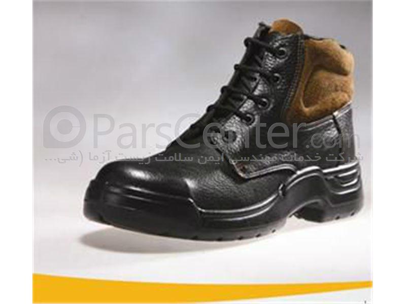 کفش ایمنی با سر پنجه فولادی