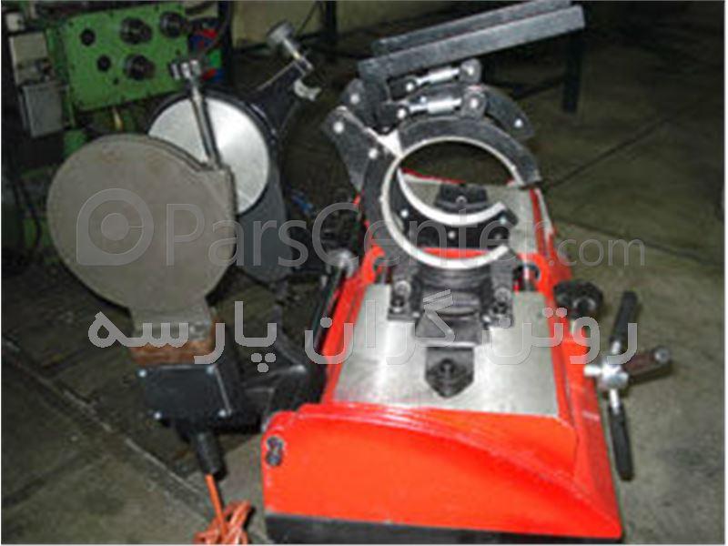 قیمت دستگاه جوش پلی اتیلن دستی سایز 160 مدل D50_R160