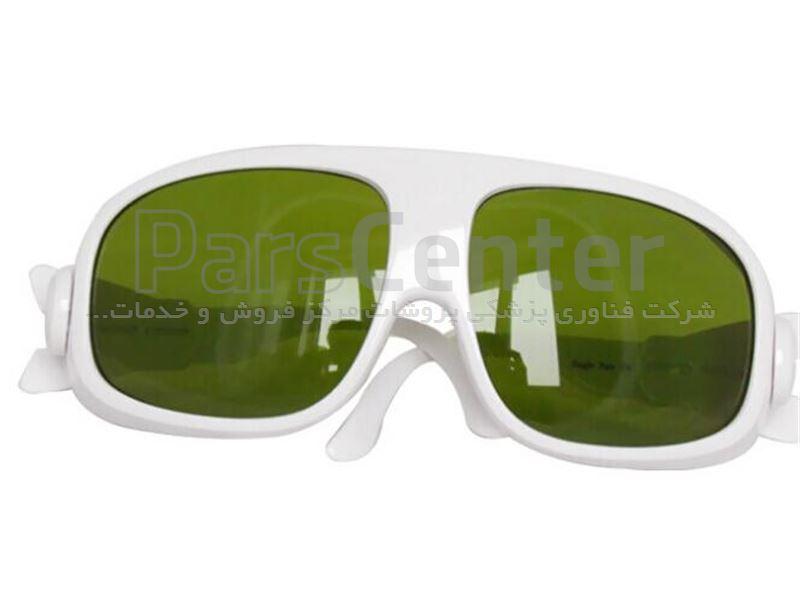 عینک لیزر پزشکی SHR