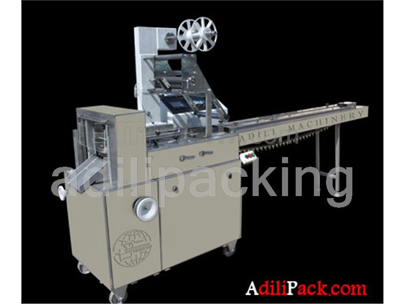 Bread Pizza Packing Machine