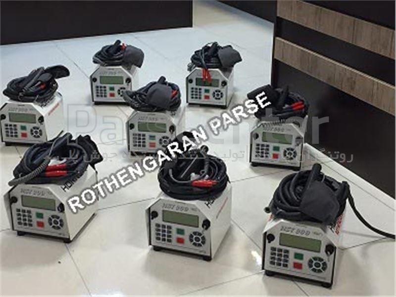 قیمت دستگاه جوش 400 هیدرولیک پلی اتیلن روتنگران مدل H200_R400