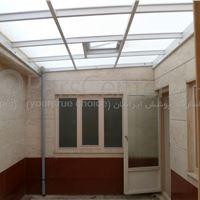 ساخت سقف پاسیو (pei)