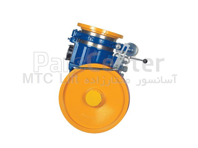موتور گیربکس آلبرتو ساسی ایتالیا،لئو 7.3  Kw