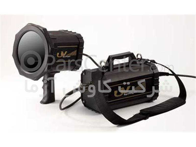 چراغ بازرسی uv  جوش و NDT -چراغ ماورابنفش  UV, لامپ UV مگنافلاکس