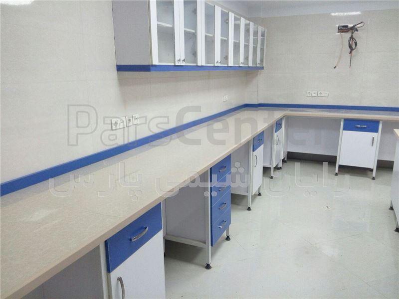 سکوبندی آزمایشگاهها و تجهیز کامل