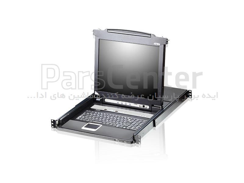 ال سی دی کنسول دراور آتن ATEN LCD KVM switch CL5708