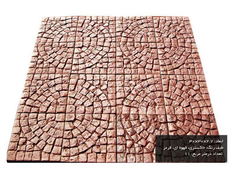 مقايسه موزاييكهاي سمنت پلاست (سنگ مصنوعي) با موزاييكهاي رايج در ايران