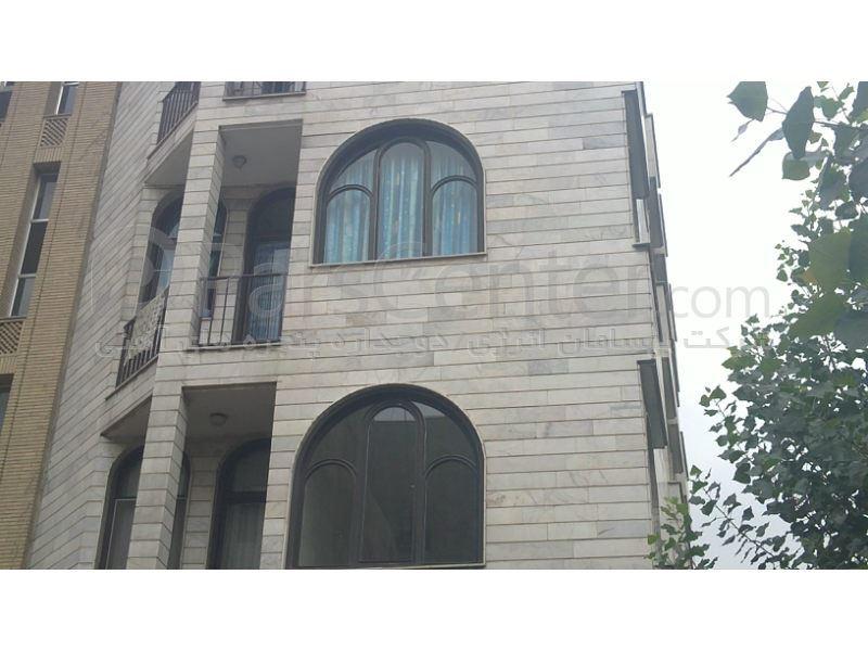 دوجداره و عایق بندی پنجره های آهنی  بدون تعویض ، تخریب و تغییر نما با روش جدید وین تیونینگ (win tuning)