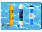 تعویض فیلترهای بالا مرحله 4،5،6 دستگاه تصفیه آب خانگی